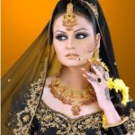 Elegant Javeria Abbasi Wedding Suits Compilation 2014 For Females (6)