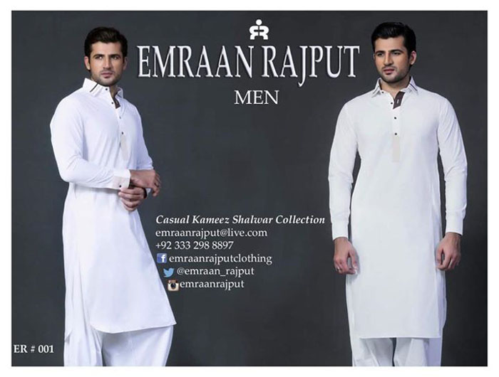 Emraan Rajput Gents have on Eid ul Adha Choices 2014-15 (5)