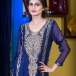 Fall Lengthy Frock Style for Eid Function by Amirah (5)