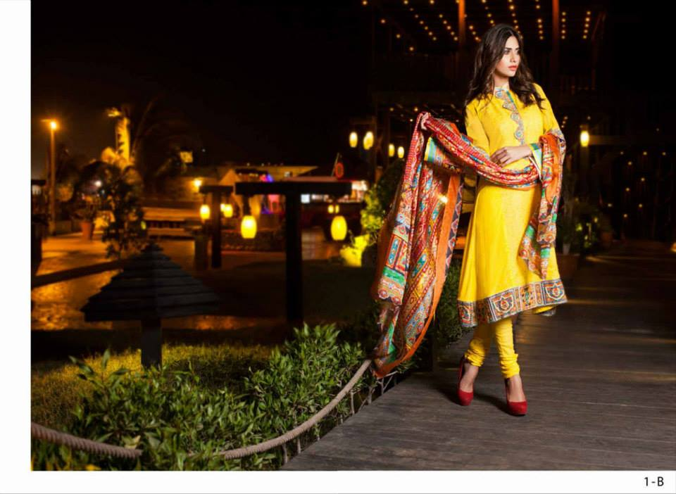 Farah Leghari Suits Bigger Eid Choices 2014 (2)