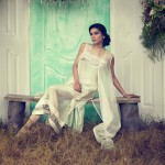 Females High Class Lovely Clothes 2014 By Sana Salman (5)