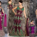 Fresh Selection Fashion Utsav Tendency Indian Lehenga Choli 2014-15 For Ladies (3)