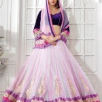 Fresh Selection Fashion Utsav Tendency Indian Lehenga Choli 2014-15 For Ladies (6)