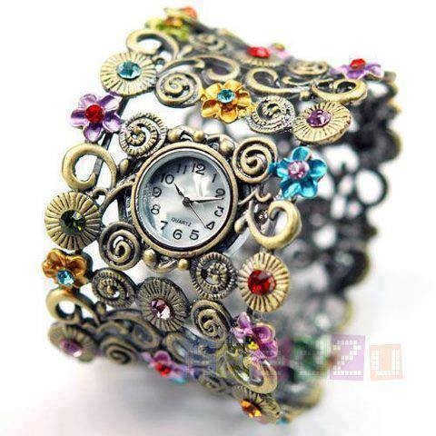 stylish wrist watches collection 2014 for girls