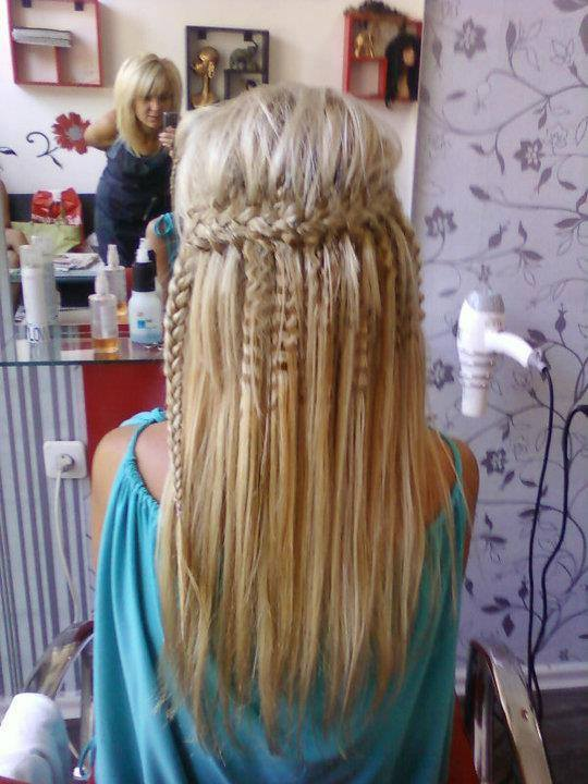 Great Modern Engagement Hair styles 2014 For Brides (2)