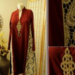Heritage Collection by Ashraf Valliani Eid Ready To Wear Dresses Collection 2014 2
