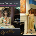 Heritage Collection by Ashraf Valliani Eid Ready To Wear Dresses Collection 2014 9