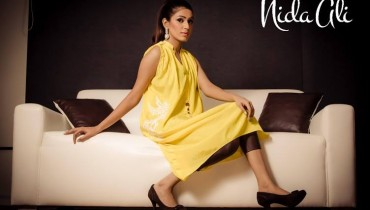 Imtezaaj by Nida Ali Formal Wear Dresses Collection 1