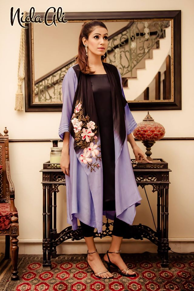 Imtezaaj by Nida Ali Formal Wear Dresses Collection 8