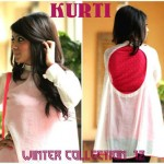 KURTI Collection 2014 For Young Girls 5