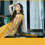 Kalyan Females Special Eid Lawn Outfits Style 2014 (4)