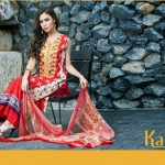Kalyan Females Special Eid Lawn Outfits Style 2014 (5)