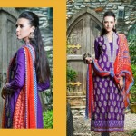 Kalyan Females Special Eid Lawn Outfits Style 2014 (6)