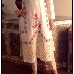 Kapraa Gali by Anum Jung Eid Dresses Collection 2014 9