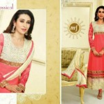 Karishma Kapoor Gorgeous Eid Suits Collection 2014 (1)