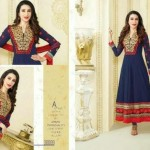 Karishma Kapoor Gorgeous Eid Suits Collection 2014 (5)
