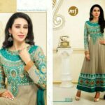Karishma Kapoor Gorgeous Eid Suits Collection 2014 (6)