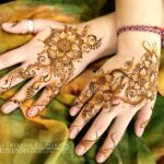 Latest Chand Rat Special Mehndi Concepts 2014 For Women (4)
