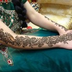 Latest Chand Rat Special Mehndi Concepts 2014 For Women (6)