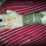 Latest Mehndi Designs q