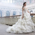 Llissa Awesome Wedding Party Gowns  Bridal Gallery (2)