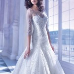 Llissa Awesome Wedding Party Gowns  Bridal Gallery (3)