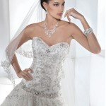 Llissa Awesome Wedding Party Gowns  Bridal Gallery (5)