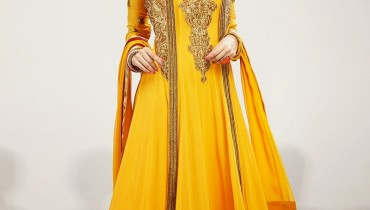 Lovely Festival Fashionable Anarkali Outfits Variety 2014 For Females (6)