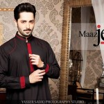 Maaz Jee Newest Males Kurta Styles 2014 Collection (5)