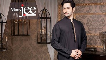 Maaz Jee Newest Males Kurta Styles 2014 Collection (1)
