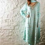 Maria B Special Eid Attractive Clothes 2014 (1)