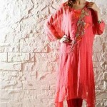 Maria B Special Eid Attractive Clothes 2014 (2)
