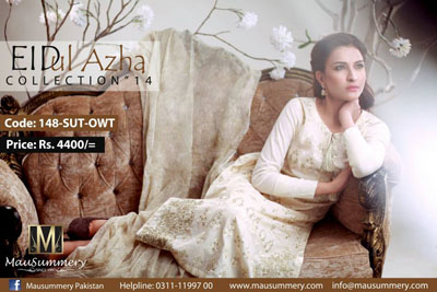 Mausummery Pakistan eid-ul-azha Collection 2014 6