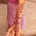 Mehndi Designs for Hands 2014 5