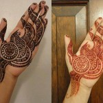Mehndi Designs for Hands 2014 8