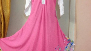 Nadia's Collection Casual Wear Dresses Collection 2014 1
