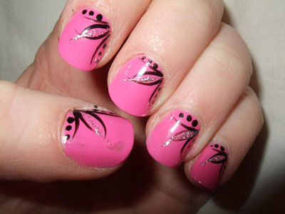 Nail Art Fashion 2014-15 For Girls  5