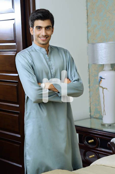 Naqsh Eid ul Adha Dresses 2014 for Gentlemen  Nishat Linen Assortment (5)