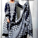 Naveed Nawaz textiles Star Cotton Cambric Collection 2014-15 7