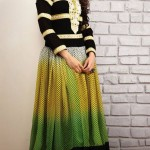 New Casual Wear Georgette Churidar Dresses Collection. 10