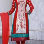 New Casual Wear Georgette Churidar Dresses Collection. 4