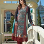 New Casual Wear Georgette Churidar Dresses Collection. 9