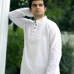Newest Tendency Of Everyday Kurtas Shalwar 2014 Assortment For Guys (4)