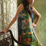 Nida Azwer New Ready To Wear Dresses Collection 2014