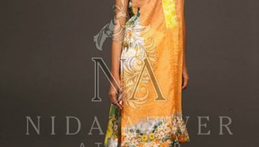 Nida Azwer - Vol 2. Lawn Collection 2014-15 1