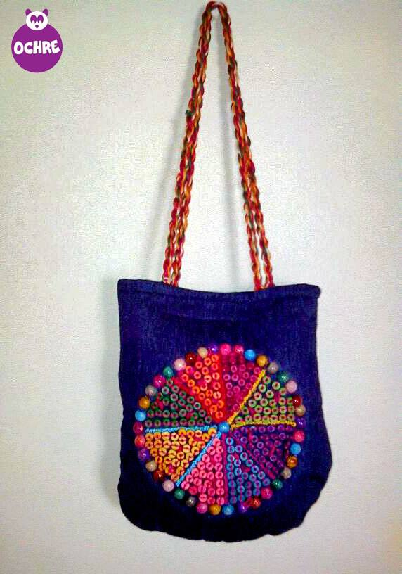 Ochre Handmade Bags collection 2014 3