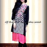 Off the rack by Sundas Saeed Mid Summer Dresses Collection 2014 11