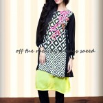 Off the rack by Sundas Saeed Mid Summer Dresses Collection 2014 12