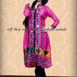 Off the rack by Sundas Saeed Mid Summer Dresses Collection 2014 5