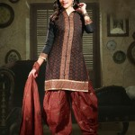 Patiala Attractive Garments Styles for Ladies Occasion (1)